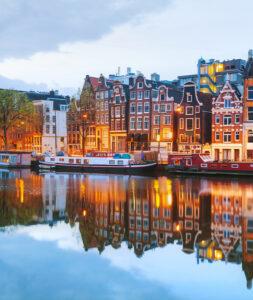 Cultureel rijke steden